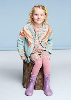 Kids Knitting Patterns, Knitting For Kids, Norwegian Knitting, Nordic Style, Pull, Color Inspiration, Knitwear, Knit Crochet, Kids Outfits