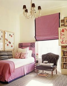 small room, small bed