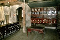Ancient Chinese Medicine | ancient chinese herbal medicine shop | Flickr - Photo Sharing!