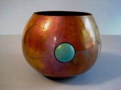 How to inlay a stone ~ Featuring Miriam Joy www.miriamjoy.com