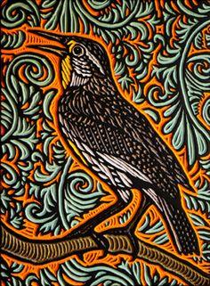 Meadowlark by Lisa Brawn