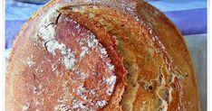 Ismét egy kenyér! Terikét azt hiszem nem kell bemutatnom senkinek...... Meseszép kenyereket és kalácsokat süt, érdemes benézni az old... Pan Bread, Bread Baking, Pastry Recipes, Bread Recipes, Bread And Pastries, Bread Rolls, Banana Bread, Bakery, Food And Drink
