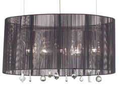 Liking this to replace my current dining room chandelier to modernize the room a bit.  Modern elegance!  Bluma Pendant Light for Dining room