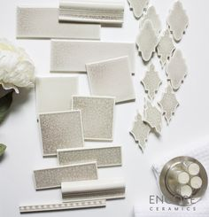 Encore Ceramics Silver Le And Shadow Quartz Glazes Are A Perfect Natural Pair Sustainably