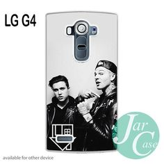 Zach Abels And Jesse Rutherford Phone case for LG G4