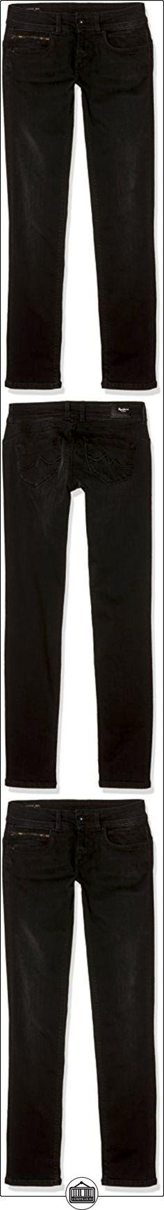Pepe Jeans New Brooke, Jeans Mujer, Azul (Denim), 34(UK)  ✿ Vaqueros ✿