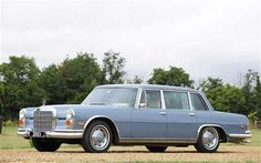 Classic Mercedes 600 – as owned by Elvis Presley