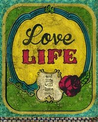 LOVE LIFE by melody ross