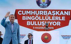 Reis-i Cumhurumuzu bağrına basan tüm kadirşinas Bingöl'lü hemşehrilerime sonsuz teşekkürler. Feyzi Berdibek AK Parti Bingöl 3. Sıra Milletvekili Adayı #Akparti