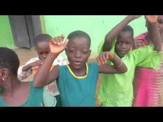 Kids in Ghana Singing Stand Up and One Thing - One Direction!.....