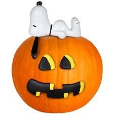 Pumpkin Push-In Kit - Peanuts - Snoopy