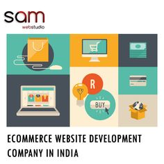 Today is the time of online shopping; every business owner wants to his eCommerce websites. Where they offer their services & products and remain connected to his valued clients and to keep them from going to his competitors. You need eCommerce web development expert, SAM Web Studio who would help you in driving sales and increasing the profits. For more information about services & charges, please call… +91- 9968-353-570