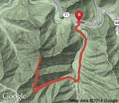 Chimney Tops Trail - Tennessee | AllTrails.com