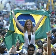 :) Soccer Fans, Football Fans, World Cup, Brazil, Youtube, Fun, People, Messages, Gypsy