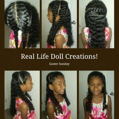 pin on little black girl hairstyles