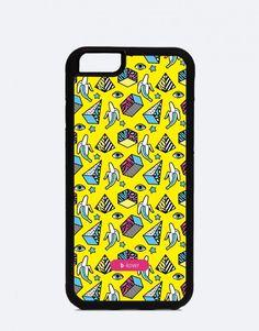 Manhattan-varias-4 Manhattan, Banana, Phone Cases, Mobile Cases, Bananas, Fanny Pack, Phone Case