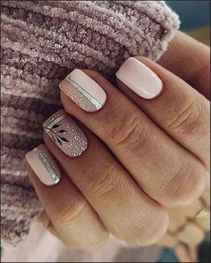 amazing nail designs ideas for short nails to try page 16 ~ my. - amazing nail designs ideas for short nails to try page 16 ~ my. Latest Nail Designs, Short Nail Designs, Gel Nail Designs, Nails Design, Elegant Nail Art, Beautiful Nail Art, Cute Nails, My Nails, Pink Nails