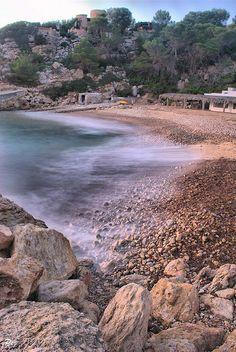 Cala Carbó, Ibiza, España