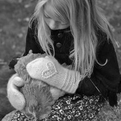 Hjertevotten barn – KongleDesign Lamb, Knitting, Animals, Collection, Animales, Tricot, Animaux, Breien, Stricken
