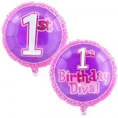 Diva 1st Birthday 18