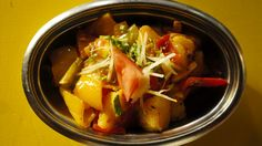 Ragoût de légumes à l'ndienne