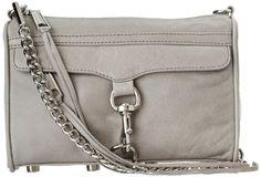 Rebecca Minkoff Mini MAC Convertible Cross-Body Handbag,Soft Grey,One Size Rebecca Minkoff http://www.amazon.com/dp/B007XMP86O/ref=cm_sw_r_pi_dp_mZONub037DSFB