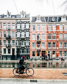 Colorful House, Amsterdam . . with @goeuro #goeuro