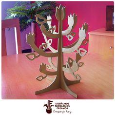Perchero alhajero Árbol de la vida / Tree of life