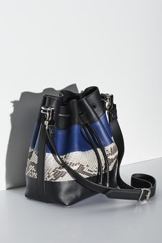 Proenza Schouler Patchwork Bucket Bag