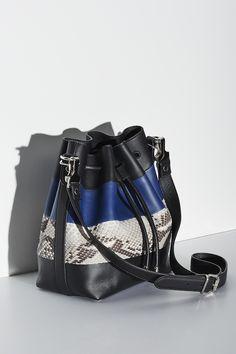 Proenza Schouler Patchwork Bucket Bag