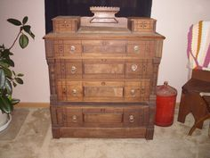 Antique Dresser by KellysCountryStore on Etsy, $500.00