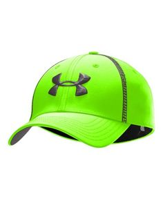 buy popular 15285 823c5 lime green under armour hat