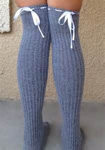 thigh high socks with boots - - Yahoo Image Search Results