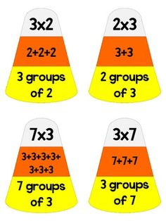 SPOOKY MULTIPLICATION MATCH-UP {FREEBIE} -