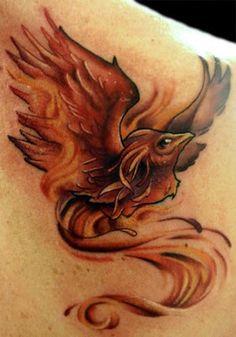 Phoenix tattoo sleeve, phoenix tattoo arm   Like Tattoo