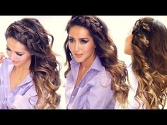 I am in love with her videos!!!!! Can't wait to try all these styles since she makes them look so easy to do!