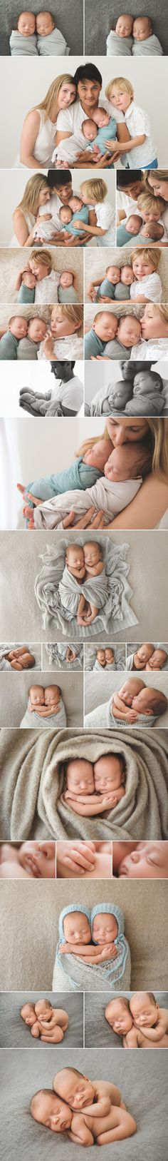 So adorable, but want to remember these ideas for just one newborn!