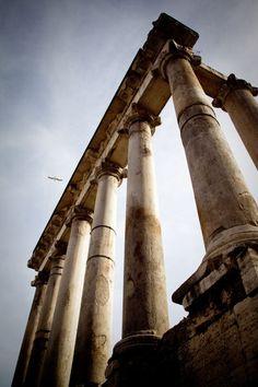 'Forum Romanum, Rome' by Thierry Denis