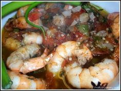 Fire Roasted Jerk Shrimp. Bahama Breeze inspired!  Wish a Bahama Breeze was still in Frisco, Texas.  We loved eating there.