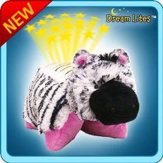 "Pillow Pets Dream Lites - Zippity Zebra 11""  Order at http://amzn.com/dp/B008ACVZB8/?tag=trendjogja-20"