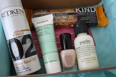 Birchbox - $10 a month gets sample sizes of high end beauty products; for future reference