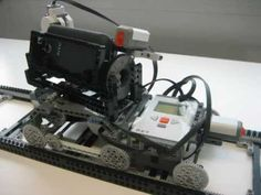 LEGO® MINDSTORMS NXT camera dolly