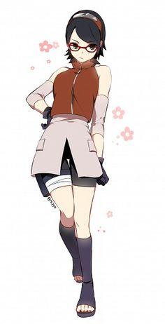Naruto Gaiden: Sarada
