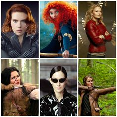 Has anyone out there noticed that it is becoming increasingly popular to have a female character as a protagonist? And not just any fema...