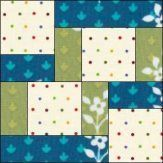 Free Patience quilt block pattern