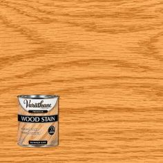 Summer Oak Premium Fast Dry Interior Wood Stain provides high quality color in 1 coat to enhance the natural beauty of interior wood surfaces. Fast drying formula dries in 1 hour Varathane Wood Stain, Staining Wood Floors, Staining Cabinets, Cabinet Stain, Interior Wood Stain, Stain Furniture, Wood Floor Stain Colors, Lime Paint, Stain On Pine