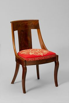 Side Chair Duncan Phyfe 1837