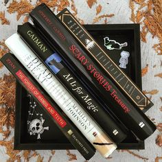 Happy #Halloween! Visit the link in our profile to check out our spooky reading selections.  #SpookyReads #halloweenbooks #allhallowsread #bookstagram #bookstack #books #reading