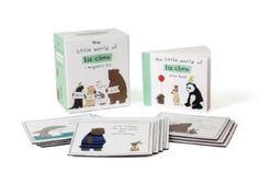 Little World of Liz Climo: a Magnetic Kit
