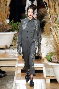 Antonio Marras at Milan Fashion Week Fall 2016 - Runway Photos